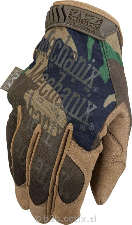 MECHANIX - Original Woodland Camo XL