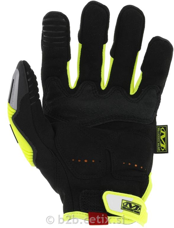 MECHANIX - M Pact CR5 Hi-Viz Yellow L