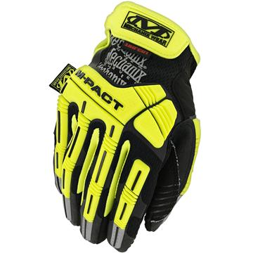 MECHANIX - M Pact CR5 Hi-Viz Yellow M
