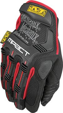 MECHANIX - M Pact Black/Red L