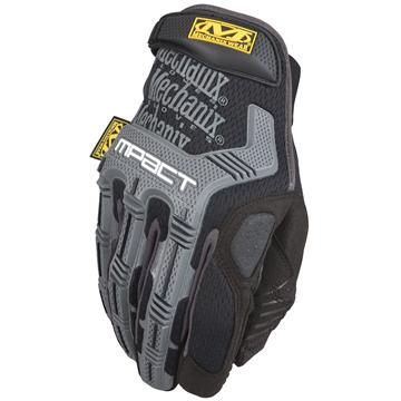 Rokavice - Mechanix M Pact (grey/black)